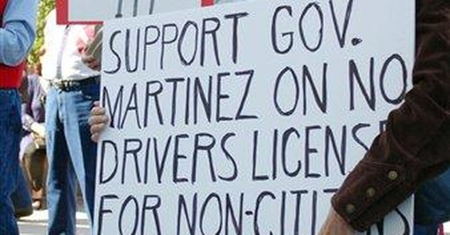 Immigrant rights groups protest NM special session