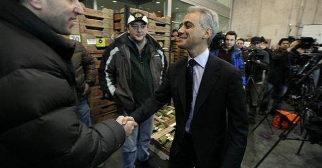 Ill. high court mulls Rahm Emanuel's mayoral run