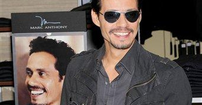 Marc Anthony, J. Lo launch fashion lines at Kohl's