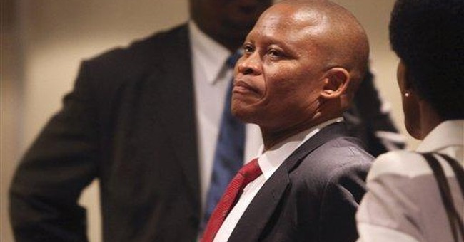 South Africa's new chief justice appointed