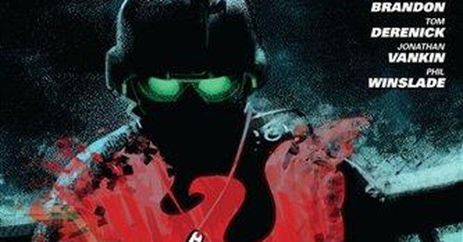 Amid DC's launch, 2 titles look at war, military