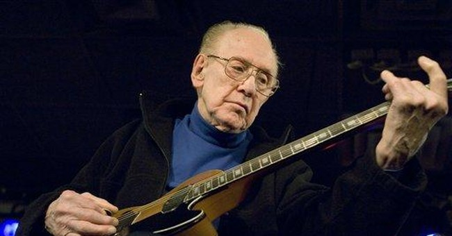 New monument to mark Les Paul's grave in Wisconsin