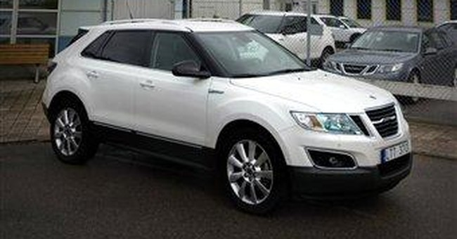 Sweden's Saab files for bankruptcy protection