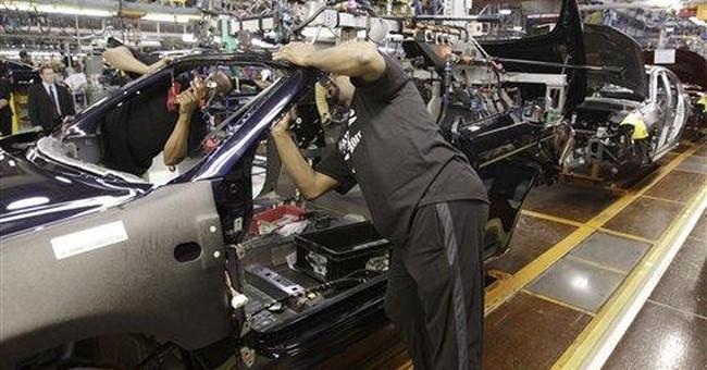AP Sources: UAW, Ford, Chrysler far apart in talks