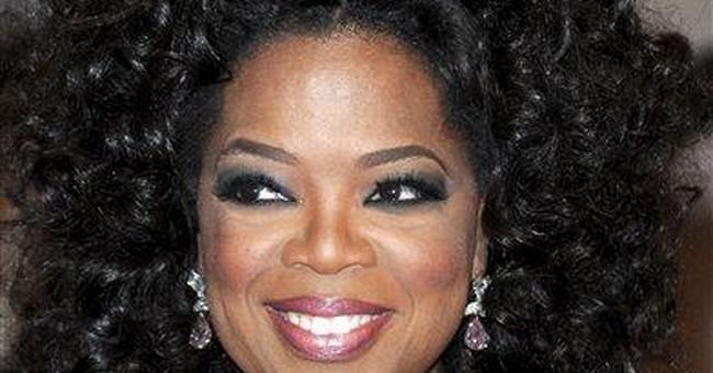 Oprah Winfrey chats on Facebook Live talk show