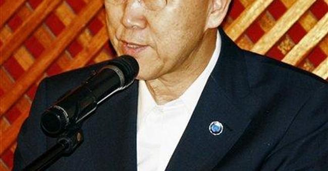 UN chief regrets lack of terrorism convention