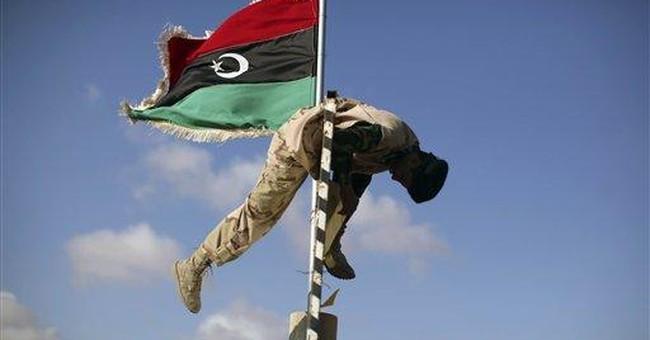 Libyan rebel PM calls for unity, rebuilding