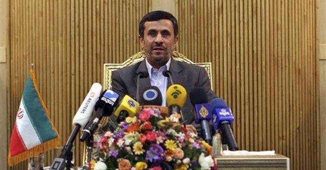 Ahmadinejad: US used 9/11 as excuse to start wars
