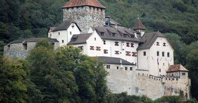 Liechtenstein prince threatens to veto referendum