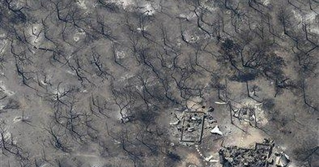 Central Texas wildfires destroy nearly 1,400 homes