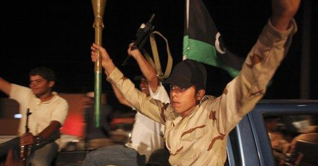 Libyan estimate: At least 30,000 died in the war