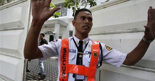 APNewsBreak: Libyans say Manila diplomat quits