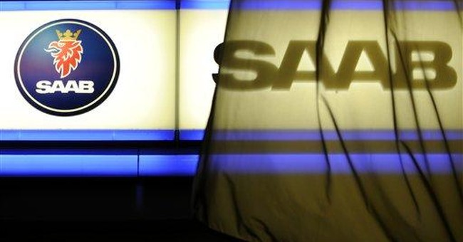 Saab denied bankruptcy protection