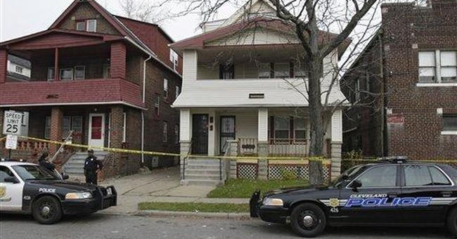 Cleveland condemns house where 11 bodies found