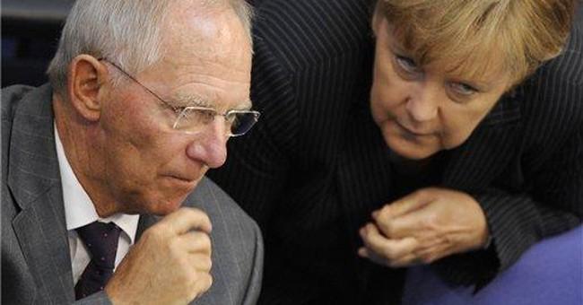 Europe eyes merits of boosting growth to cut debt