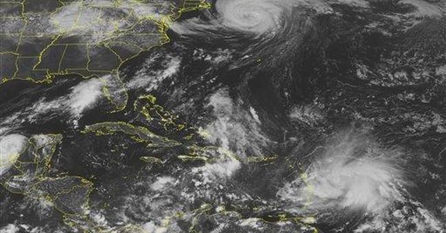 Tropical Storm Maria threatens eastern Caribbean