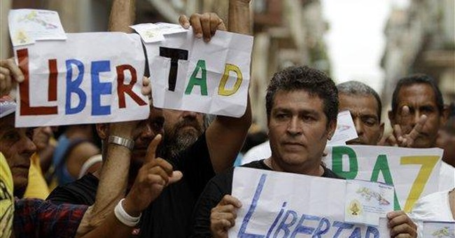 Cuban dissidents detained ahead of protest
