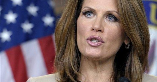 Slipping Bachmann seeks jolt for GOP campaign
