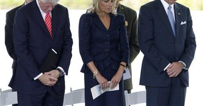 Courage of Flight 93 victims lauded at dedication