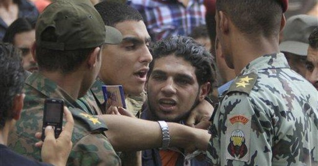 Israel, Egypt try to stem damage from embassy riot