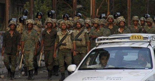 Egypt commandos save 6 Israelis in embassy attack