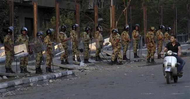 Egypt stocks drop after Israeli Embassy attack
