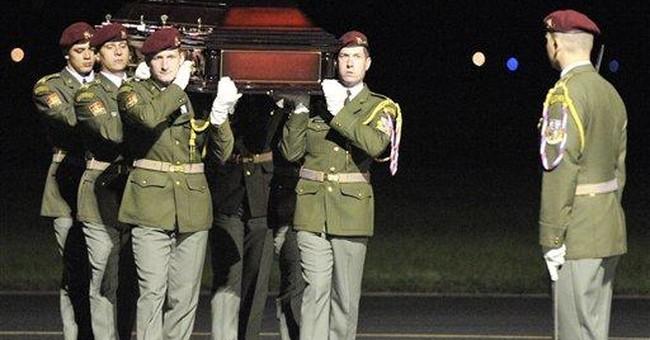 Czechs mourn 3 killed in Russia plane crash