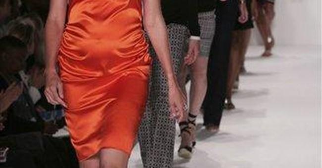 Designer Liz Lange looks back on Sept. 11 show