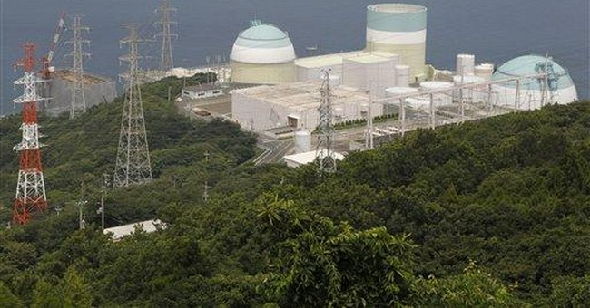 Post-tsunami Japan sticking with nuclear power