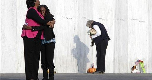 Hope and heroism: Obama hails post-9/11 resilience