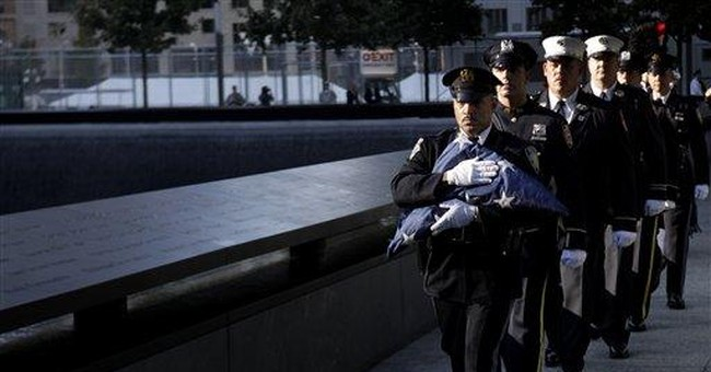 9/11 LIVE: Scenes from the 9/11 anniversary
