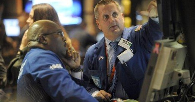 Late rally pushes stocks higher; 2nd gain in Sept.