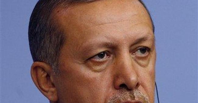 Turkey says flotilla raid was 'cause for war'