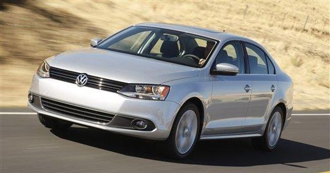 VW recalls 30,000 Jettas to fix long tailpipes