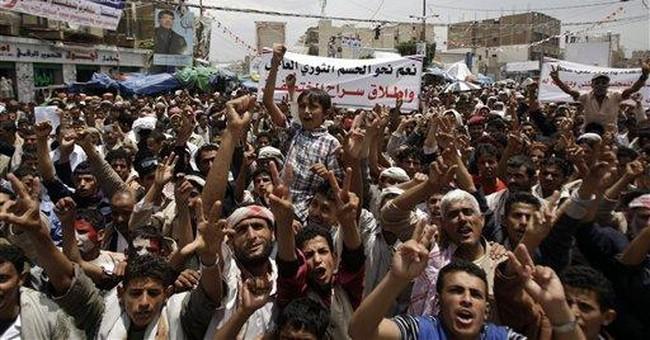 Yemen's president maneuvering over power transfer