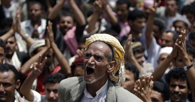 7 killed in Yemen airstrikes north of capital
