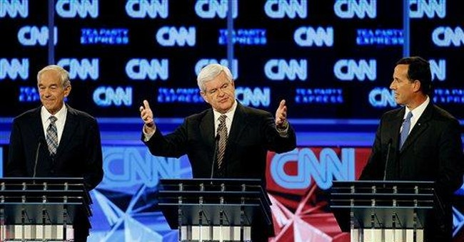 GOP candidates spar on immigration, border fence