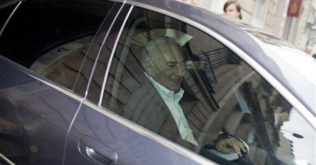 Paris police hear Strauss-Kahn in French sex case