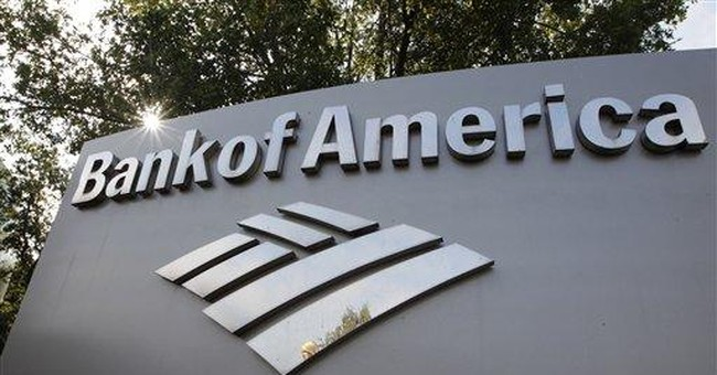 Bank of America will eliminate 30,000 jobs