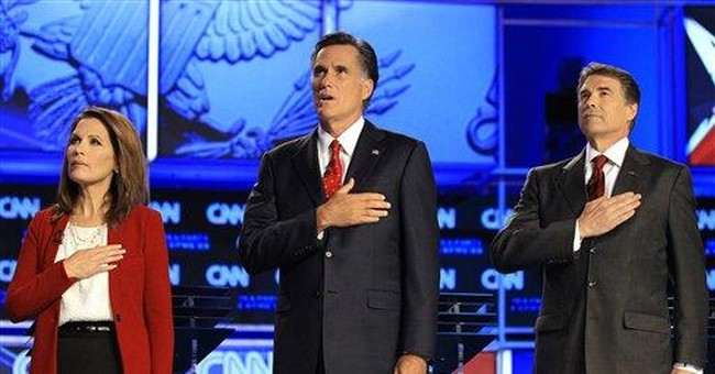 Bachmann: Gov. Perry engaged in 'crony capitalism'
