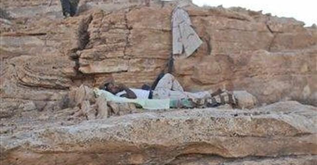 Pentagon puts 4 troops on ground in Libya