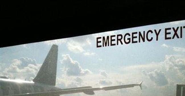Military jets safely escort NYC, Detroit flights