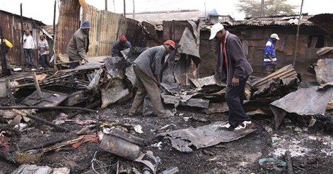 Death toll in Kenya pipeline explosion rises to 87