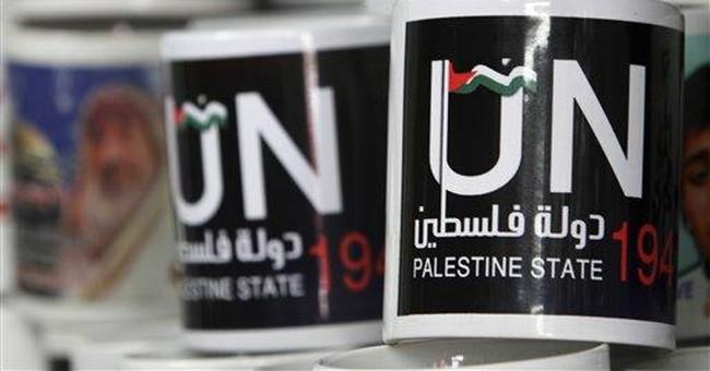 Palestinian leader won't halt UN recognition drive