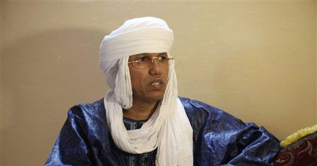 Gadhafi's son, 3 generals in Niger ask for asylum