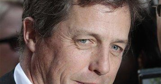 Hugh Grant joins cast of 'Cloud Atlas' adaptation