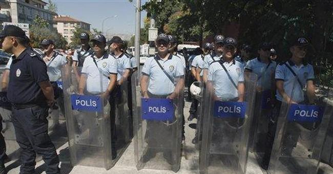 Israel tour companies end flights to Turkey resort