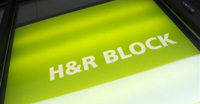 H&R Block won't offer refund-backed loans in 2012