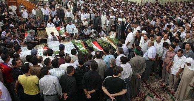 Suspect questioned in killings of Iraqi pilgrims