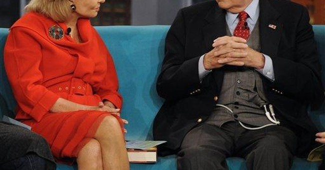 No political dustups for Cheney on 'The View'